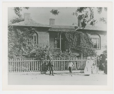 Home of Dr. John W. Peck