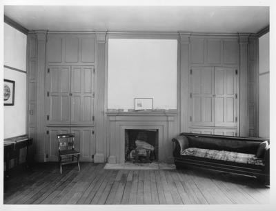 Dr. Ephraim McDowell House, Interior