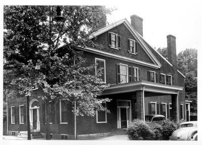 Benjamin Gratz House; designed or constructed in 1814