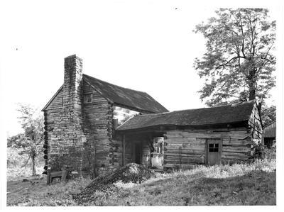 Marrs Log Cabin