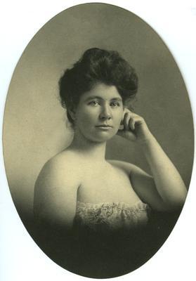 Unidentified female; same female in item 46