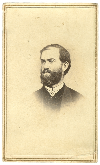 Captain James Mason Thomas (1833-1905), C.S.A., 1st Kentucky Mounted Rifle Battalion [visual match to known source]