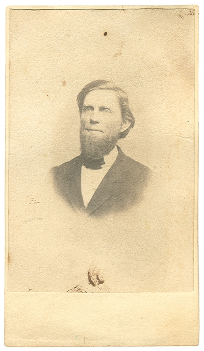Captain William Skillman Rogers (1819-1895), C.S.A., 5th Kentucky Mounted Infantry Regiment