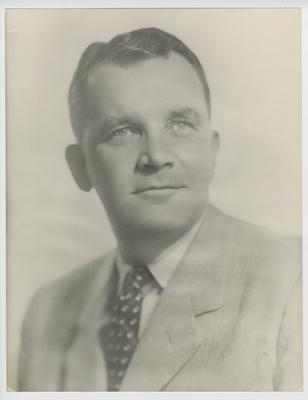 Portrait of Blanton Collier