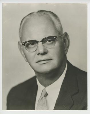 Portrait of Bernie Shively