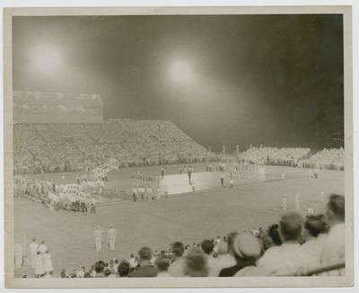 UK vs. Phillips Oilers; Olympic Playoffs