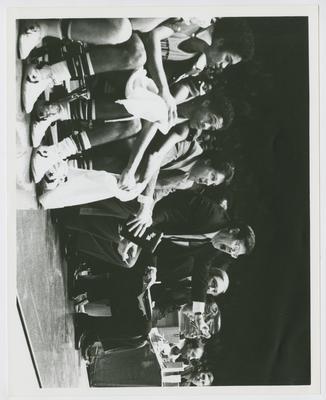 Joe B. Hall and others