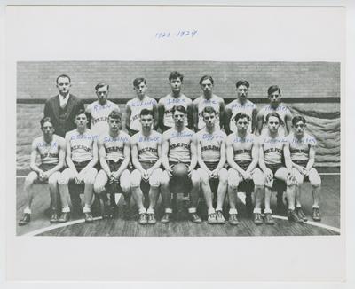 Freeport High School Basketball Team