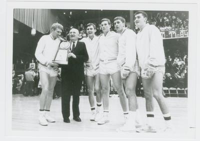 Adolph Rupp and