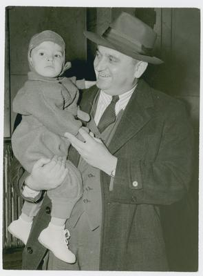 Adolph and Herky Rupp