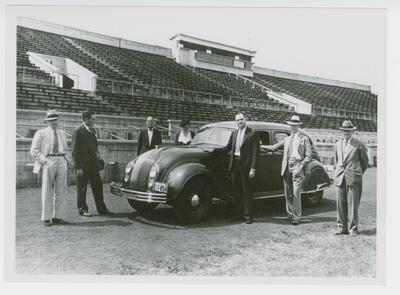 Adolph Rupp and others