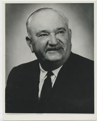 Portrait of Adolph Rupp