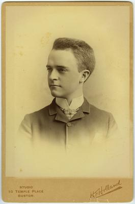 Unidentified young boy
