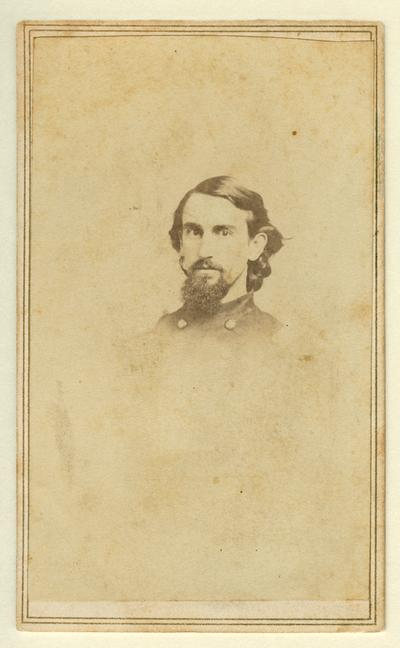 General John Thomas Croxton (1836-1874), U.S.A. (Thomas J. Merritt, Nashville, TN)