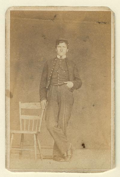 Unidentified man (John L. Gihon, Philadelphia, PA)