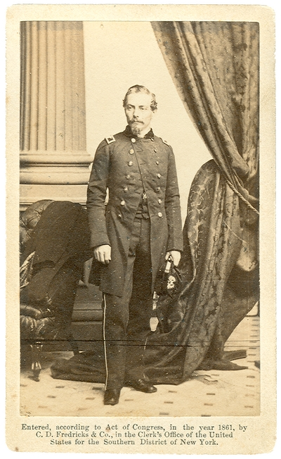 General Pierre Gustave Toutant Beauregard (1818-1893) C.S.A.; commander at Fort Sumter