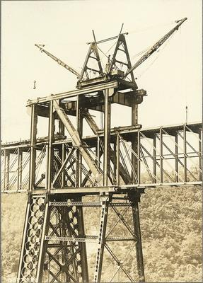 Construction on High Bridge