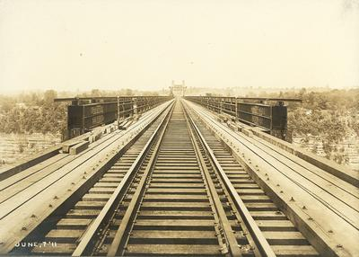 Tracks of High Bridge