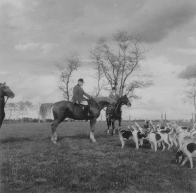 Iroquois Hunt Club in the field