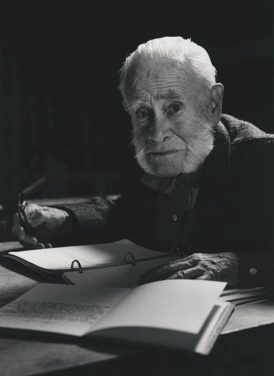 John Jacob Niles; S. Maurins