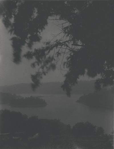 Scenery; John Jacob Niles