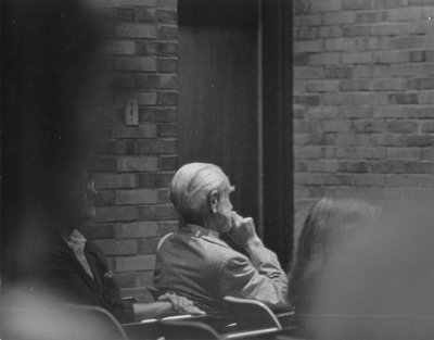Performance by John Jacob Niles at Ohio State University; Lima, Ohio; Mike Tincher
