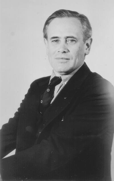 Publicity photos of John Jacob Niles