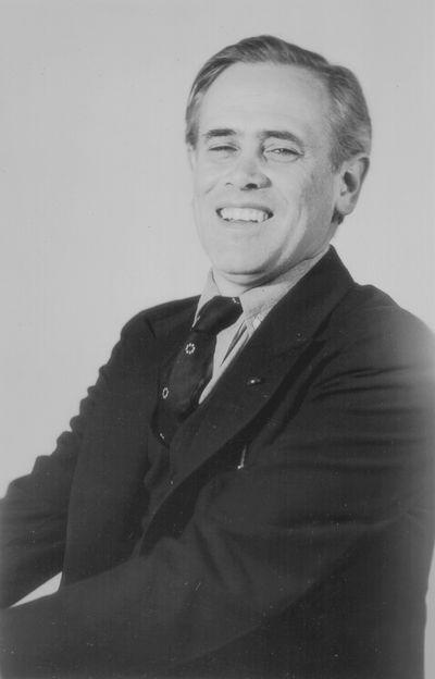 Publicity photo of John Jacob Niles