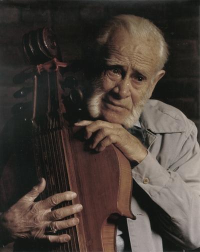 John Jacob Niles with