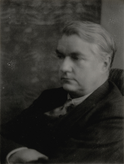 John Drinkwater; Doris Ulmann