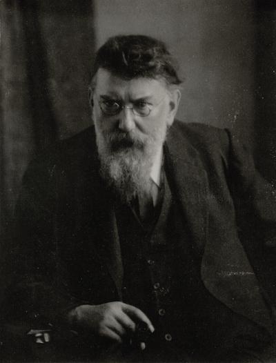 A.E. Houseman; Doris Ulmann