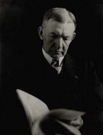Charles G. Dawes, Vice President (1925-29); Doris Ulmann