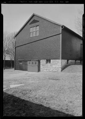Madden, J.F.; horse barn