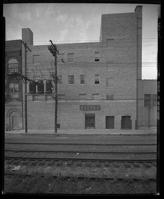 S.S. Kresge & Company (156, 250 West Main);                             exterior