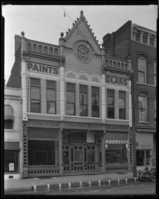 J.S. Poer Paint and Glass Co., 149 W. Short