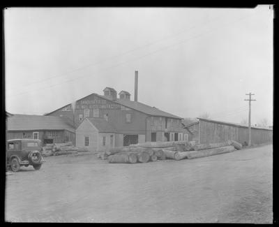 Sandusky Co. Plant (planing mill, column factory)