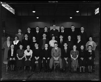 25 high school students