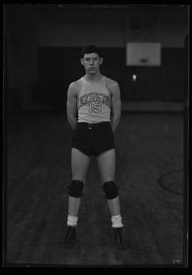 Basketball player (Lexington, #19)