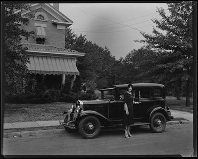1928 Chevrolet 2-door sedan