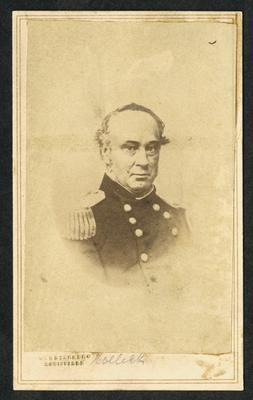 General Henry Wagner Halleck (1815-1872), U.S.A