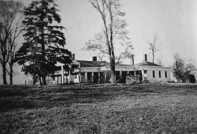 J. L. Bledsoe Albertt House