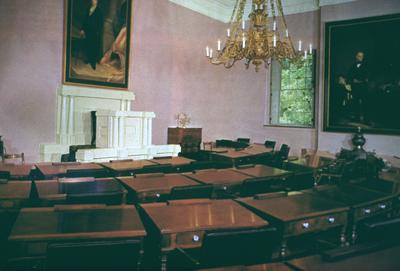 Old State House (Old State Capitol Building) - Note on slide: Senate
