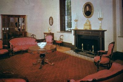 Old State House (Old State Capitol Building) - Note on slide: Committee Room