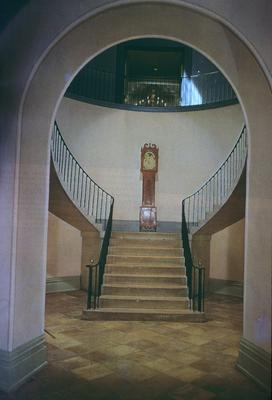 Old State House (Old State Capitol Building) - Note on slide: Rotunda from vestibule