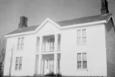 Floyd Gritton House