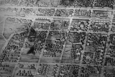 View of Lexington - Note on slide: J.T. Palmatany / View of Lexington