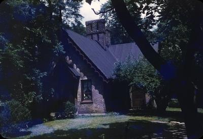 Episcopal Cemetery Chapel
