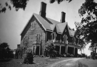 Mound Cottage (Helm-Gentry House)