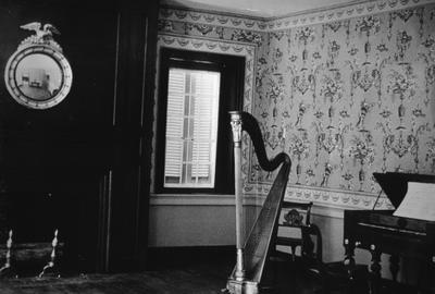 Locust Grove - Note on slide: Reugillon Ball Room