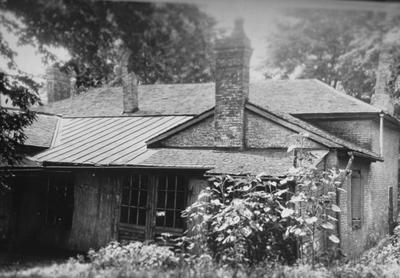 Reverend Jason McChory House - Note on slide: Photo in R. McMeekin Collection
